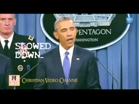 Obama SAYS We Are Training ISIS! WAKE UP PEOPLE!! Christian Video Channe - YouTube
