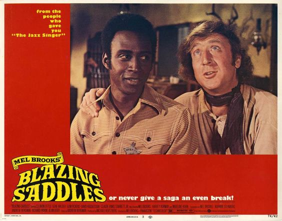 Revisiting Mel Brooks and Richard Pryor's Subversively Brilliant Racial Satire 'Blazing Saddles,' 40 Years Later