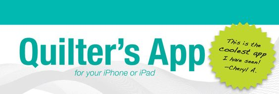 Quilter's App