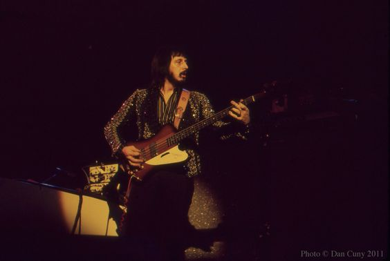 JOHN ENTWISTLE'S OX: FEBRUARY 1975