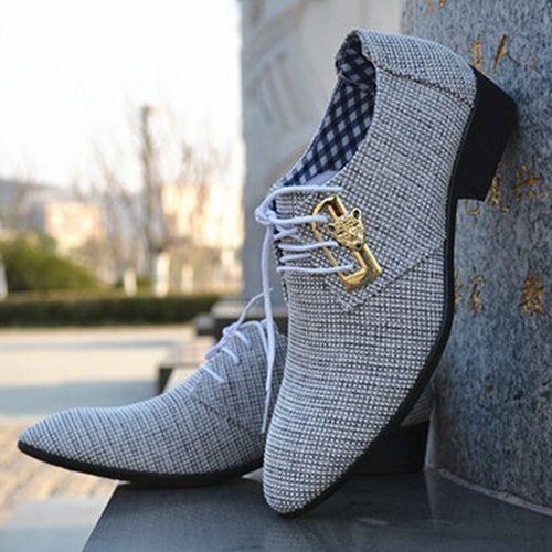 Moda Meska Sznurowane Meskie Szpiczaste Skorzane Buty Meskie Obuwie Biznesowe Wygodne Buty Oxford Plus Rozmiar 39 48 Vova Dress Shoes Men Mens Business Casual Shoes Business Casual Shoes