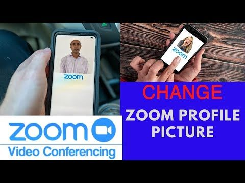 How To Set Profile Picture On Zoom App In Bangla Bangla Tutorial Youtube In 2021 Profile Picture Video Conferencing Profile
