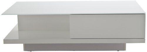 AC Design Furniture 31913 centro Bjarne, cristal de cristal blanca, 1 cajón, aproximadamente 120 x 36 x 60 cm, blanco brillante AC Design Furniture http://www.amazon.es/dp/B003S3G1FY/ref=cm_sw_r_pi_dp_P8Pcwb0YRD6B2