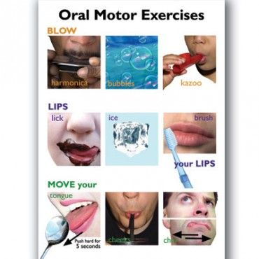 Oral Motor Exercise 15