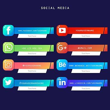 Facebook Instagram Twitter Youtube Clipart De La Foto Logotipo Circulo Png Y Vector Para Descargar Gratis Pngtree Instagram Logo Youtube Logo Facebook Instagram