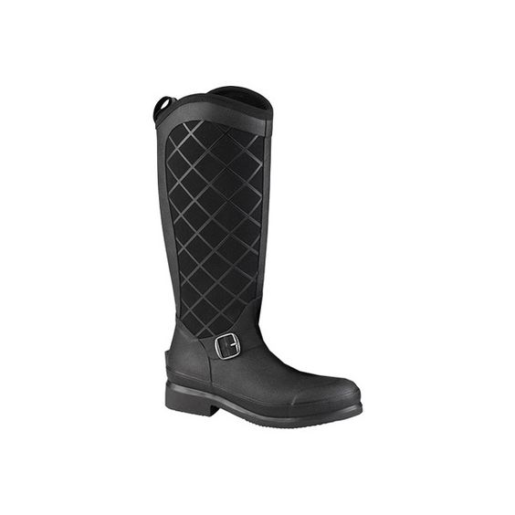 Women's Muck Boots Pacy II - Black/Black Knee High Boots ($119 ...