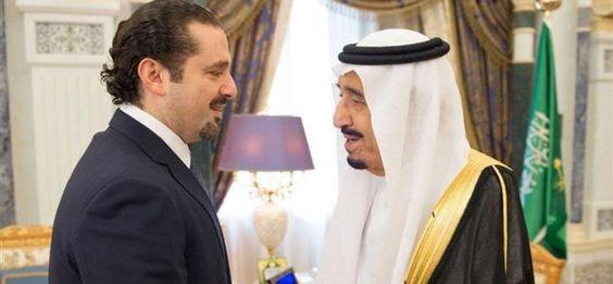 Les dessous de la démission de Saad Hariri  RIEN DE VRAIE NAZI DES SAOUDS  DEBITE DES MENSONGES PAR PEUR DES DE L'IRAN EST AMI AVEC LES SIONISTES QUI OCCUPENT ILLEGALEMENT LA PALESTINE FOU SUPER DANGEREUX