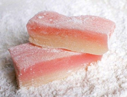 mochi- make in a microwave