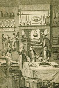 Jane Austen and Servants