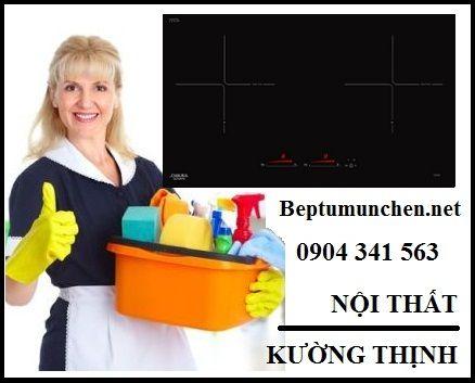 Hướng dẫn vệ sinh bếp từ Munchen GM 8999 đúng cách