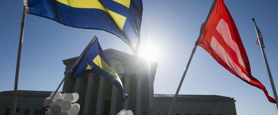 Reuters: June 22, 2015 - Anticipation mounts as Supreme Court readies historic rulings