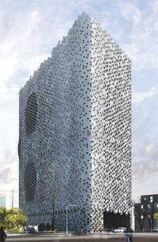 GI School by Sanjay Puri Architects
