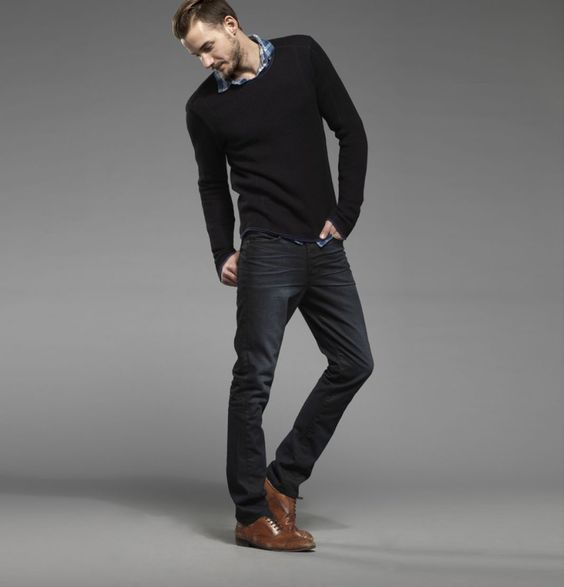 Joe's Jeans F/W 2012 lookbook