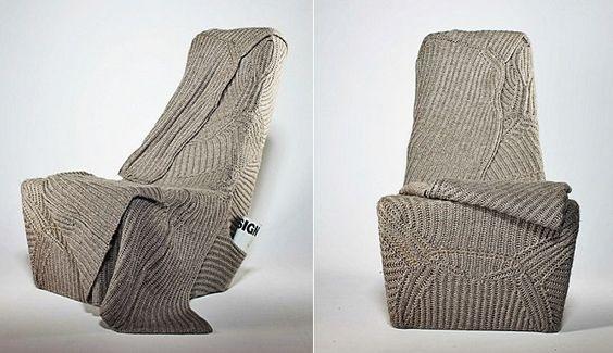 El sillón ideal para el invierno