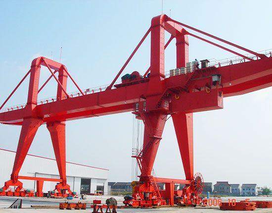 100 Ton Gantry Crane Different Types Of Gantry Cranes For Sale In 2020 Gantry Crane Cranes For Sale Crane Design