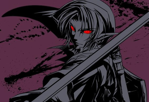 The Legend of Zelda: Ocarina of Time, Dark Link / 「過去ログつめあわせ④」/「鈴宮美紗@スパコミ・の47b」の漫画 [pixiv] [41]