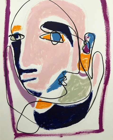 Badass Female Artists On Instagram Famous Artists Paintings Picasso Art Modern Art Abstract