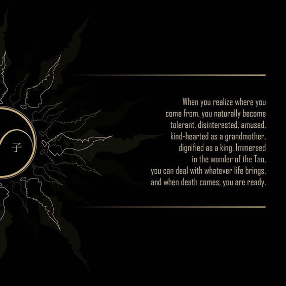 Lao Tzu, Tao Te Ching