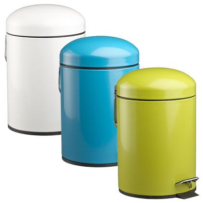 Cute Covered Trash Cans C We Need Them For Bathrooms Laundry Room Nursery Decor