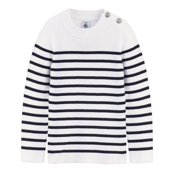 Boy Striped Sweater