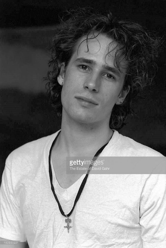 Jeff Buckley by David Gahr