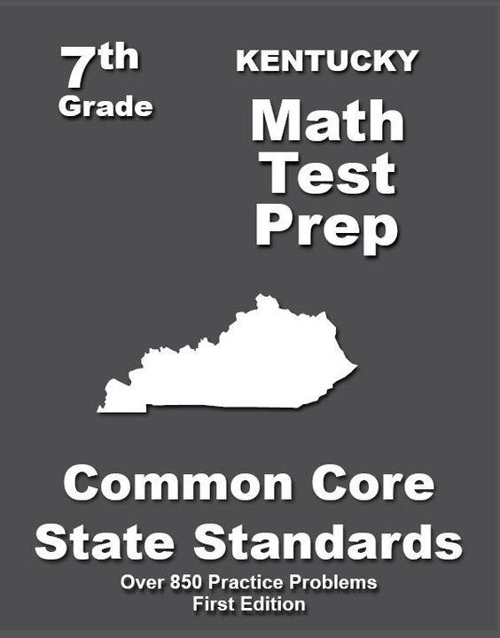 7th Grade Kentucky Common Core Math 7th Grade Common