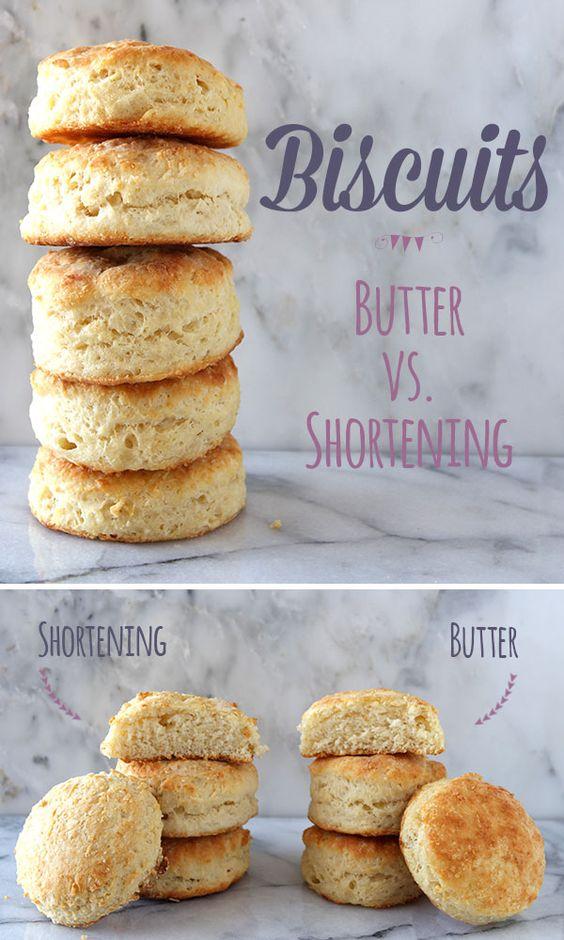 crisco vs butter in cookies