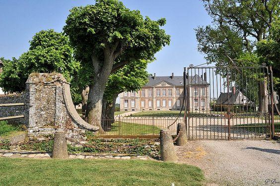 Château de Mercastel - Oise