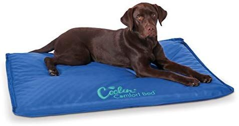 Amazon Com K H Pet Products Coolin Comfort Bed Ultra Thick
