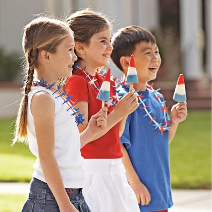 Patriotic Parade Wear, Parade Floats & More
