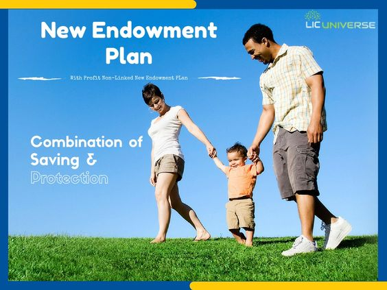 LIC New Endowment Policy