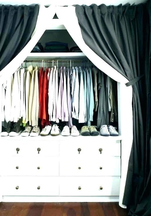 Curtain To Cover Closet Incredible Creative Check More At Https