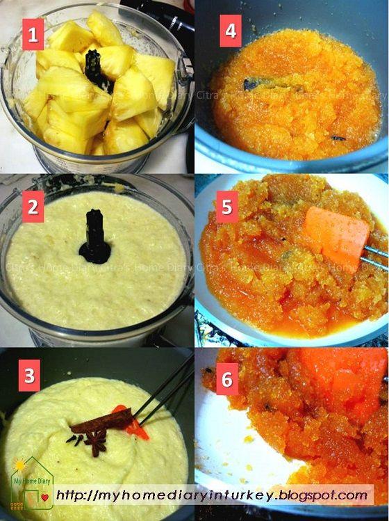 Resep Selai Nanas Untuk Nastar : resep, selai, nanas, untuk, nastar, Homemade, Pineapple, Membuat, Selai, Nanas, Untuk, Isian, Nastar, Processor, Recipes,