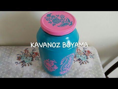 Dekoratif Kavanoz Boyama En Kolay Rich Multisurface Ile 3 Dakikada