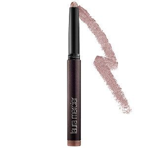 Laura Mercier - Caviar Stick Eye Colour  in Rose Gold and Amethyst. Not as long lasting as M.U.F but nice colors.