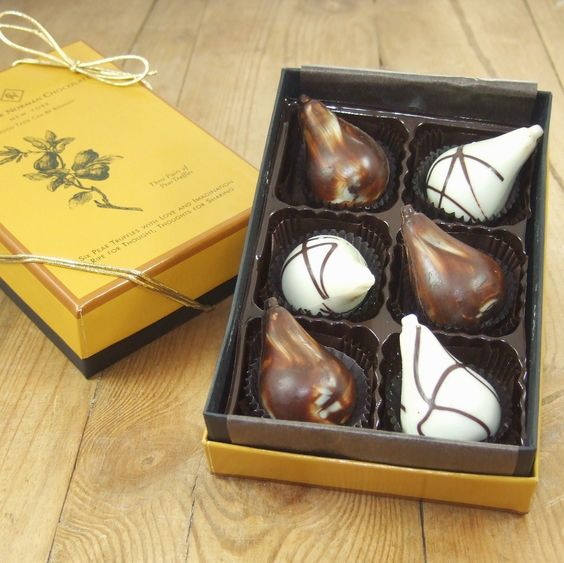 Pear William Truffles