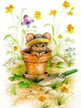 ratones 4   TERNURITAS DE LA RED: