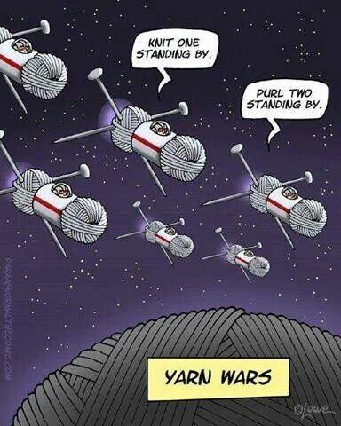 Yarn wars: