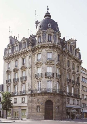 Hôtel Léofanti, 18 boulevard de la Liberté, Rennes