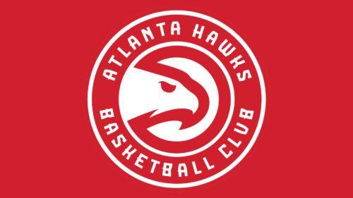 In 1958 A Cartoonish Hawk Logo Logos Atlanta Hawks