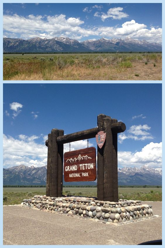 Grand Teton National Park - Favorite Place in the World :)