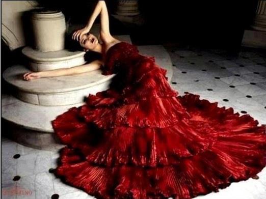 Dama de rojo / Lady in red - 29