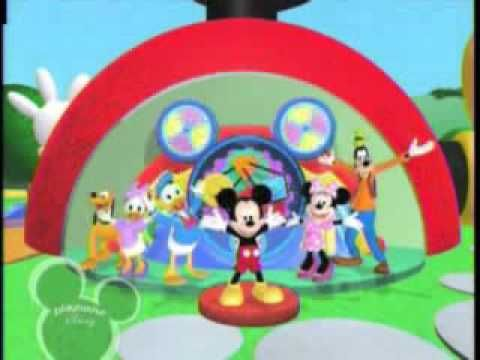 Mickey Mouse Clubhouse Hot Dog Song Youtube Disney Mickey