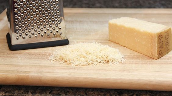 FDA discovers that '100% real' parmesan cheese you're eating may be wood.