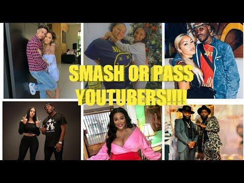 Smash Or Pass Youtubers