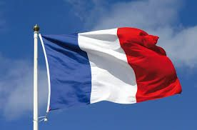 Dit is de vlag van Frankrijk.