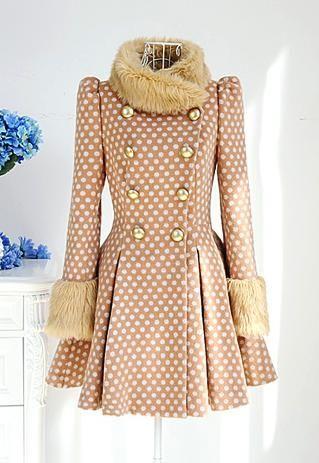 Adorable coat dress