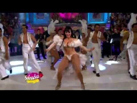 """Maribel Guardia """"El Mambo Lupita"""" - YouTube"""