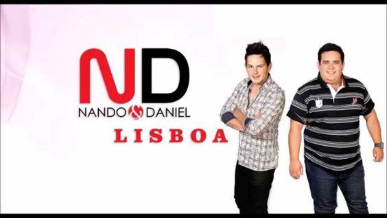 Nando e Daniel - Lisboa