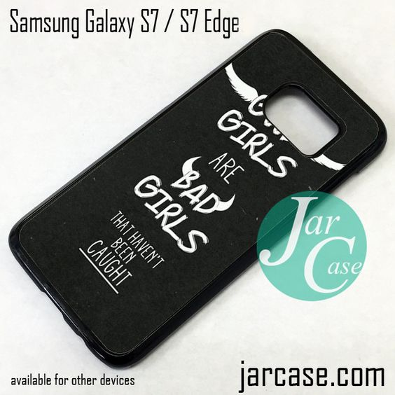 5 Seconds Of Summer Qoutes Phone Case for Samsung Galaxy S7 & S7 Edge